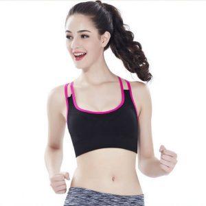 áo bra 360s elastic hồng
