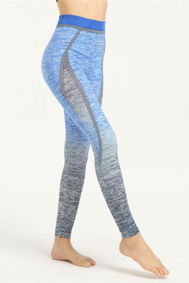 quần legging 360s saphia xanh ngọc phối xám