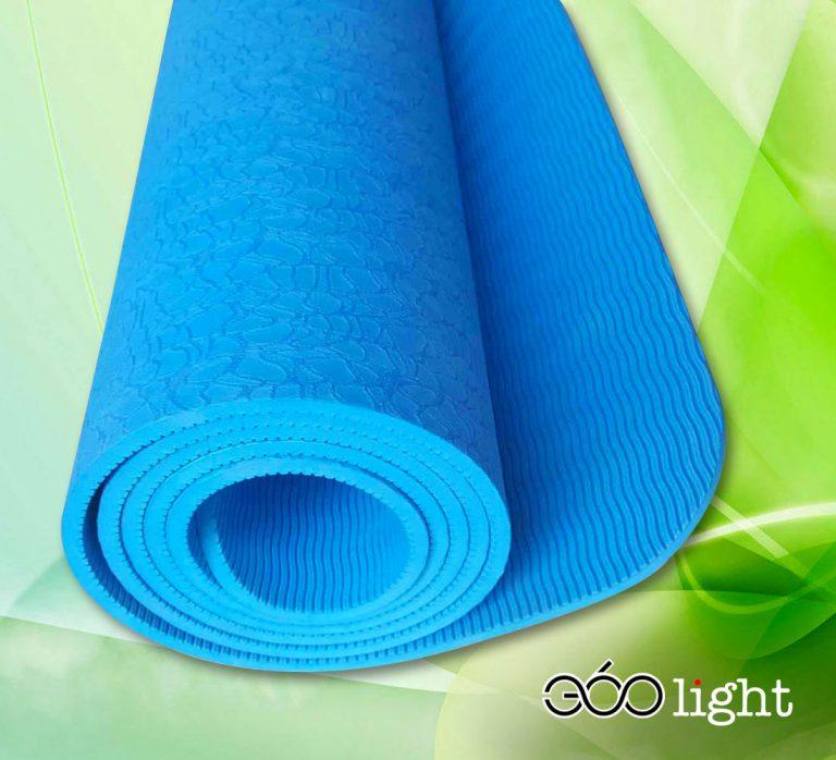 thảm tập yoga 360s light xanh bích tpe giá rẻ 6mm