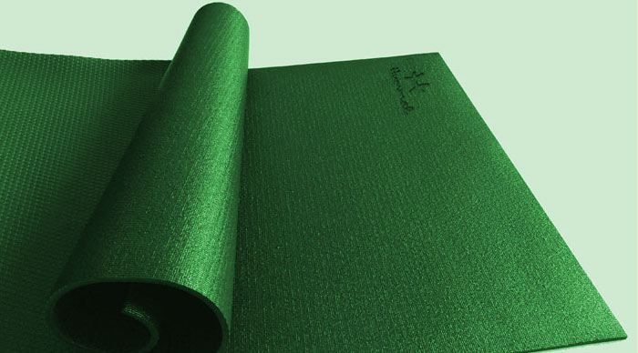 thảm tập yoga hummal chính hãng xanh lá