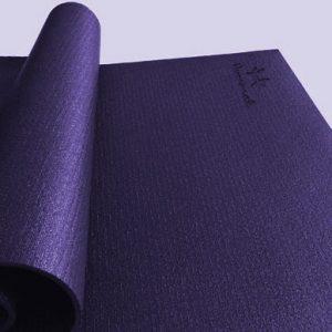 thảm yoga hummal chính hãng màu tím cao su