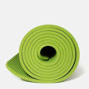 thảm tập yoga chính hãng 360s ultra xanh lá 6mm