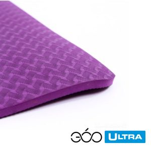 thảm tập yoga màu tím tpe 1 lớp
