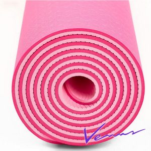 thảm tập yoga tpe 2 lớp 6mm 360s venus