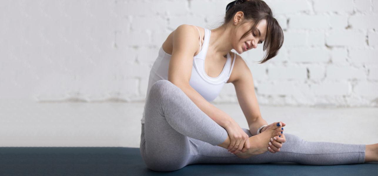 Chấn thương khi tập yoga