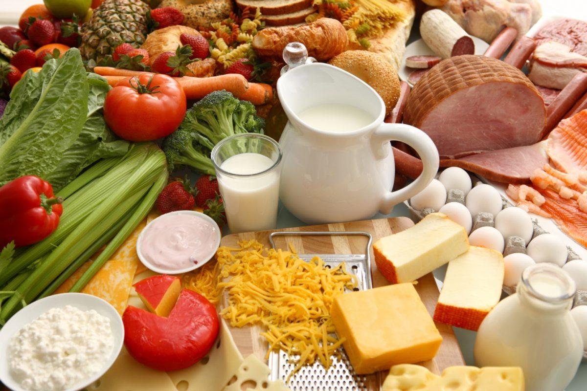 Thực phẩm chứa nhiều calories