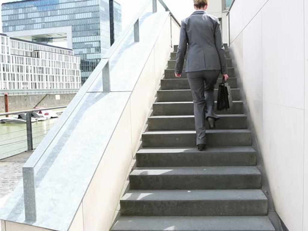 Những cách giảm cân tại văn phòng