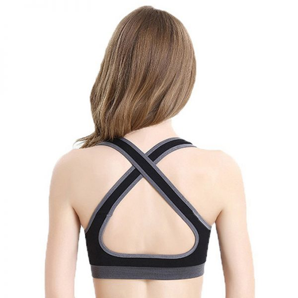 Áo bras 360s agless màu đen