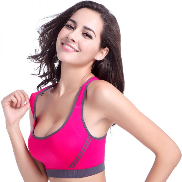 Áo bras 360s agless màu hồng