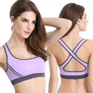 Áo bras 360s agless màu tím