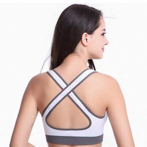 Áo bras 360s agless màu trắng