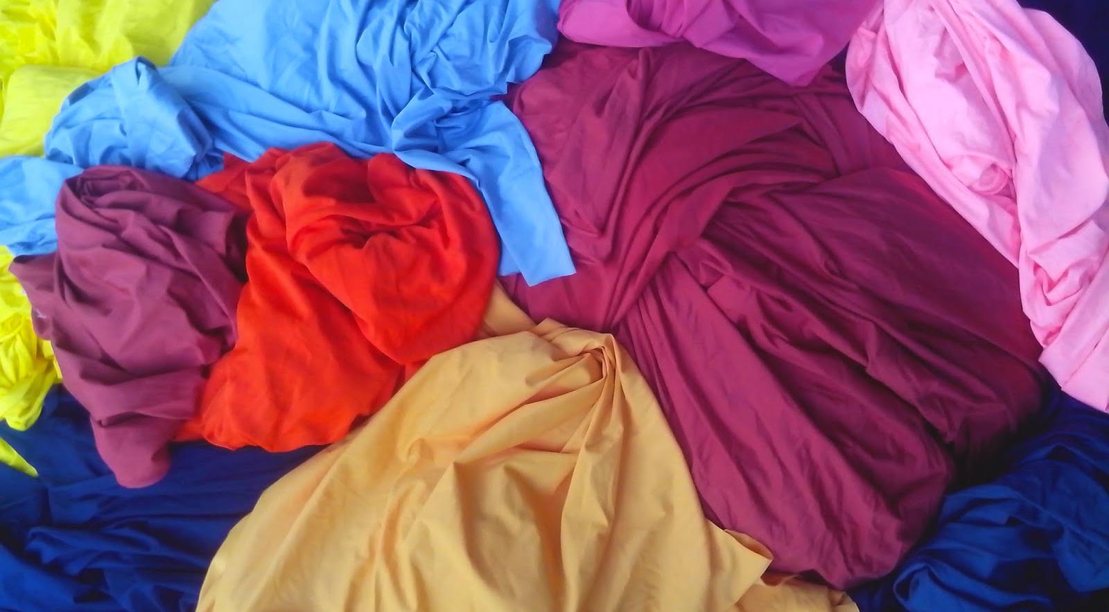 Sự co giản của quần áo