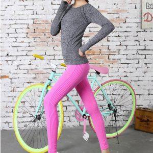 quần legging elastic pinky