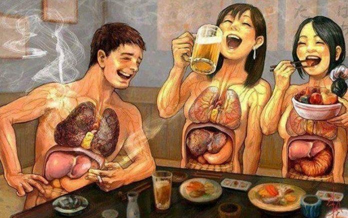 Cơ quan giải độc cơ thể