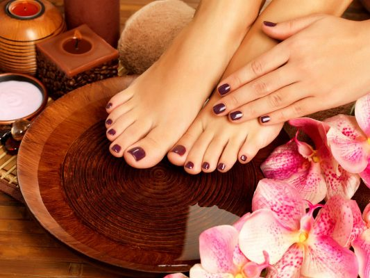 Yoga chăm sóc bàn chân
