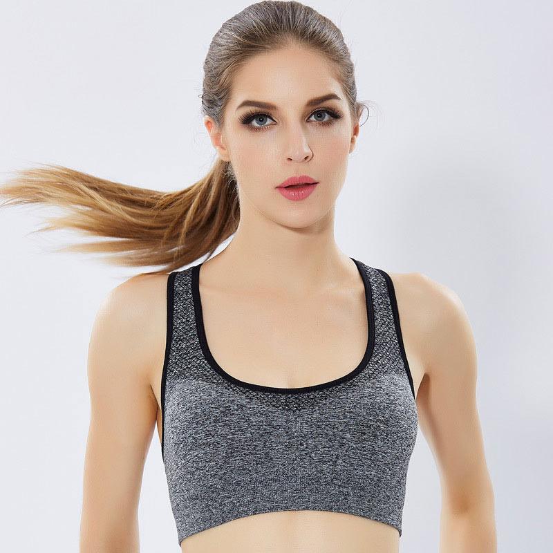 áo bra 360s dry soft đen xám