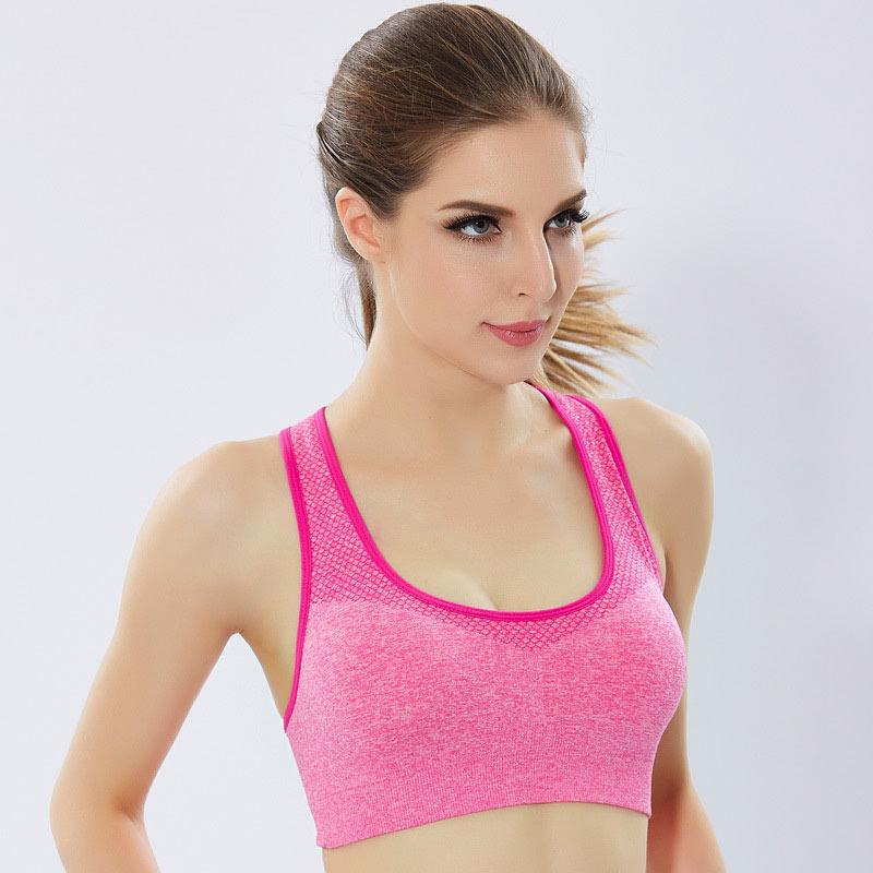 áo bra 360s dry soft hồng