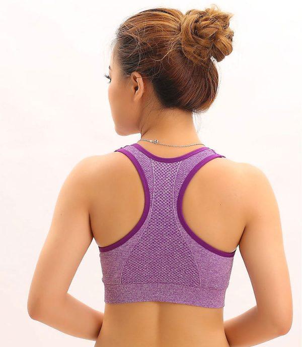 áo bra 360s dry soft tím