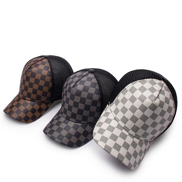 mũ lưỡi trai 360s Caro Tassel lưới