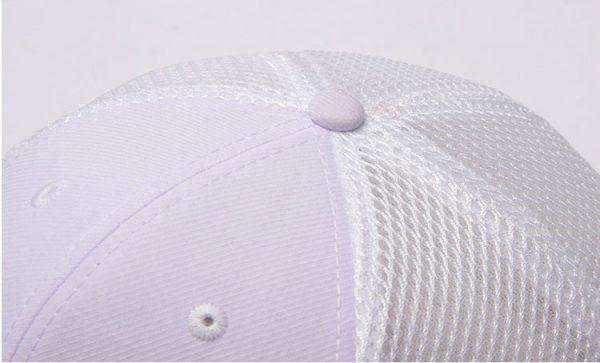 mũ lưỡi trai 360s retic trắng