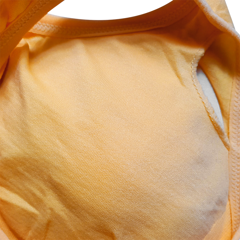 Bra lux màu vàng