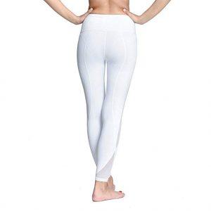 quần legging 360s alpha trắng lưới