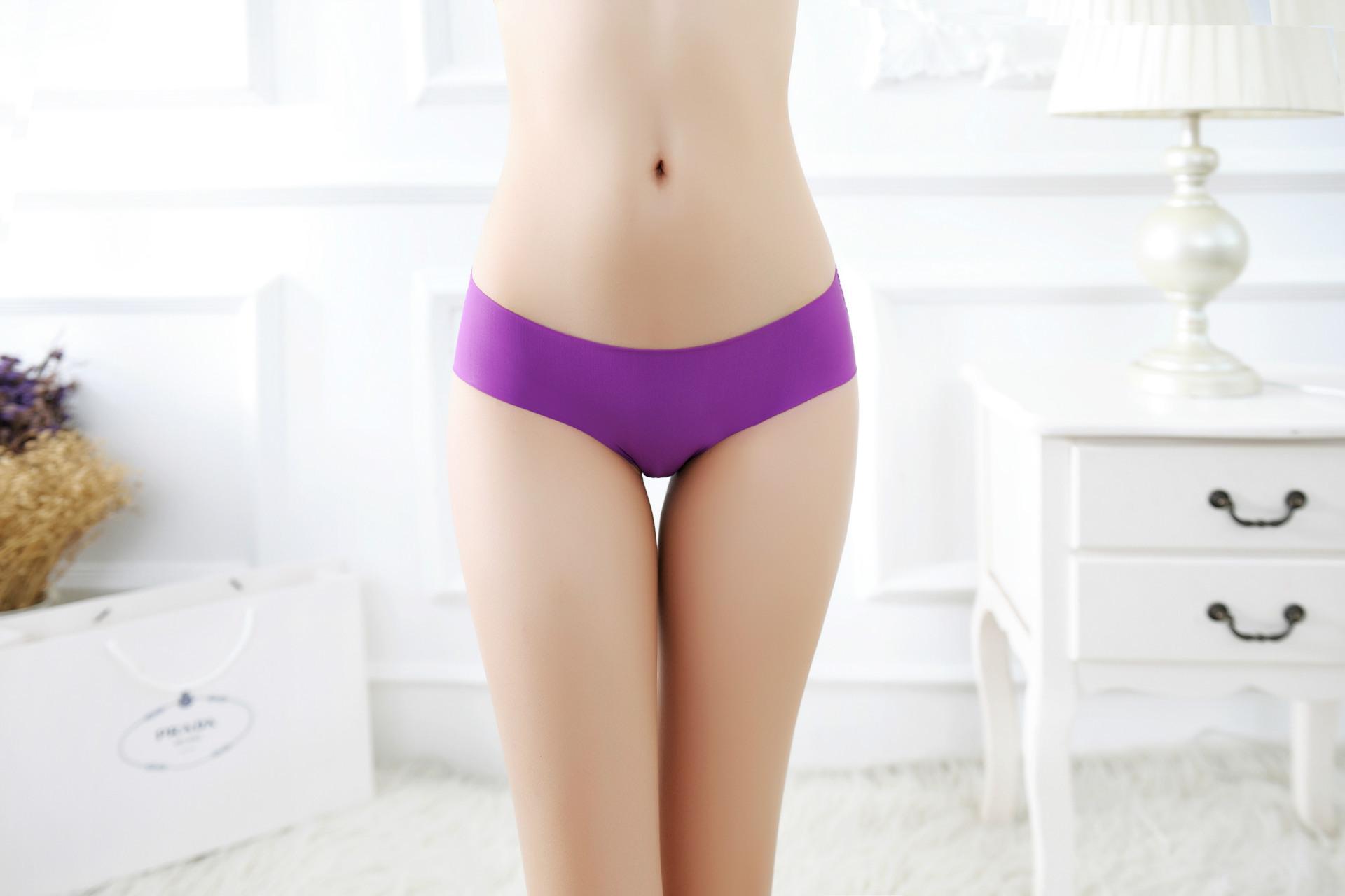 quần lót nữ camio purple