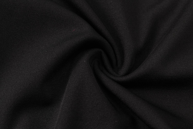 quần legging lửng 360s grid lưới đen