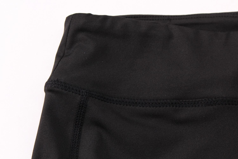 quần legging lửng phối lưới