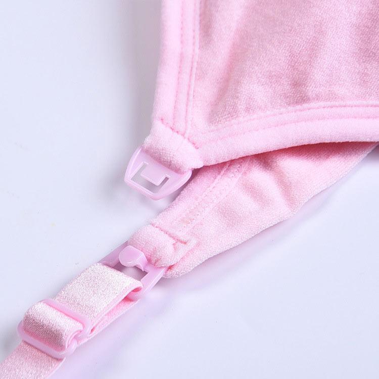 áo ngực thể thao 360s pavo hồng phấn