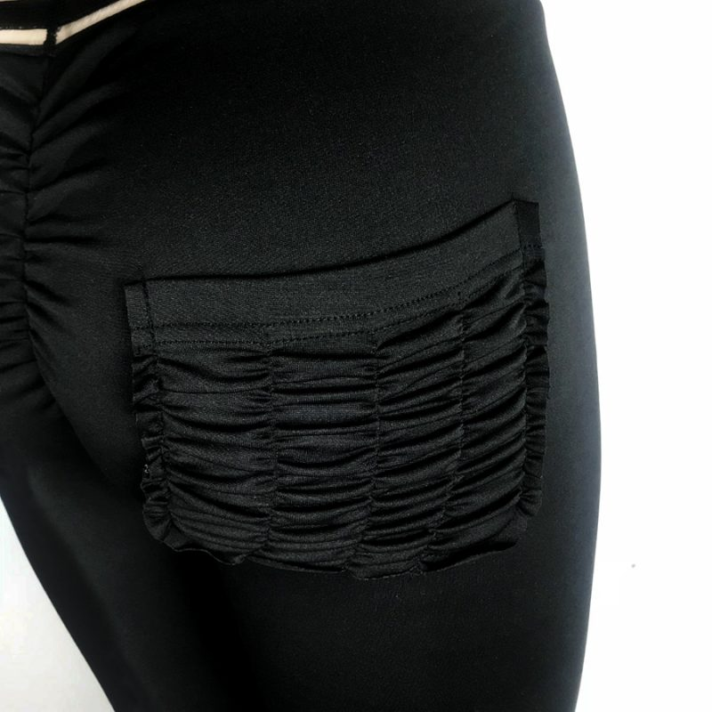 quần legging 360s Hypercool đen