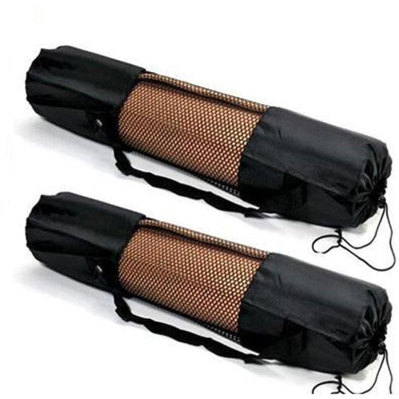 túi đựng thảm yoga lưới đen
