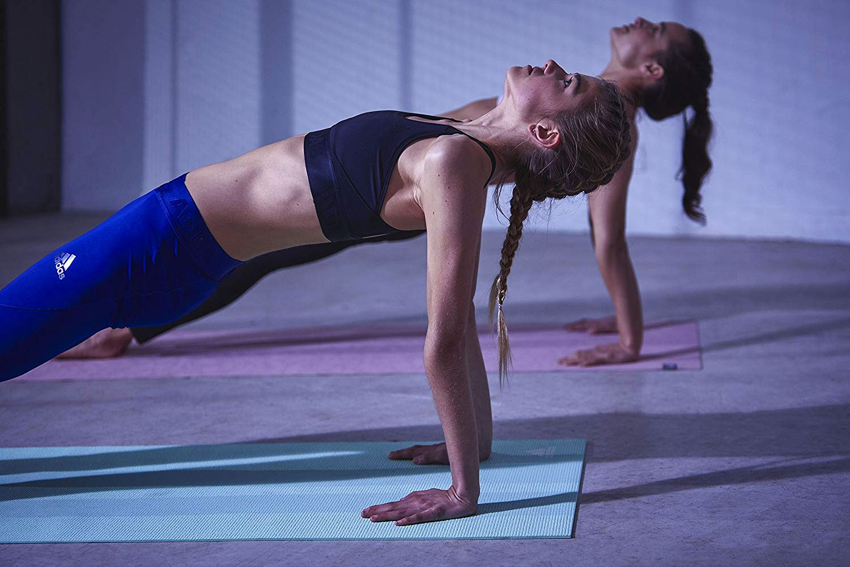 Thảmtập yoga Adidas 10400 Raw Green