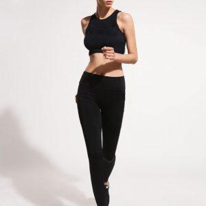 Set crossfit đen và snugly đen