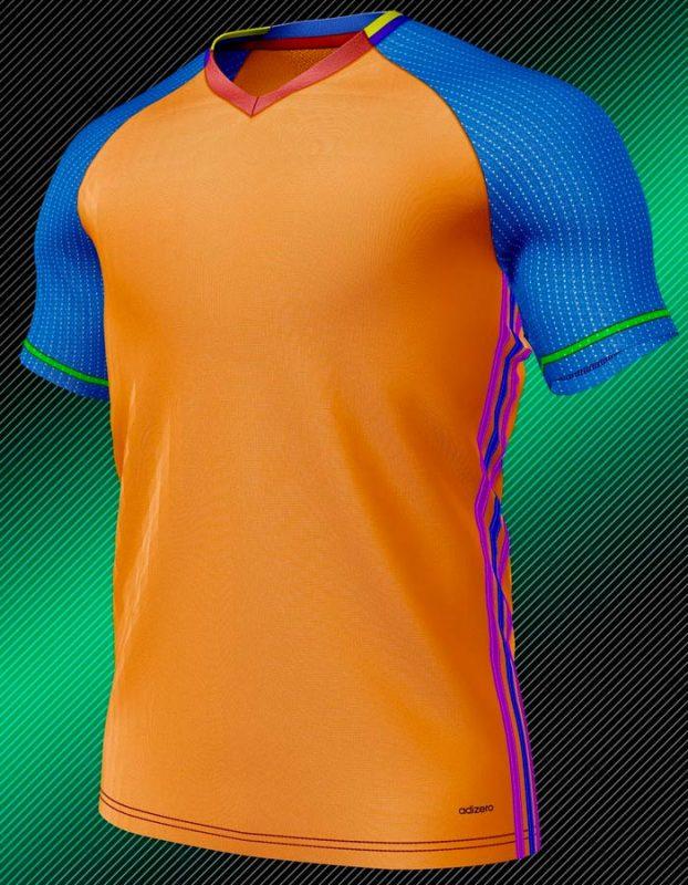 đặt áo bóng đá tự thiết kế