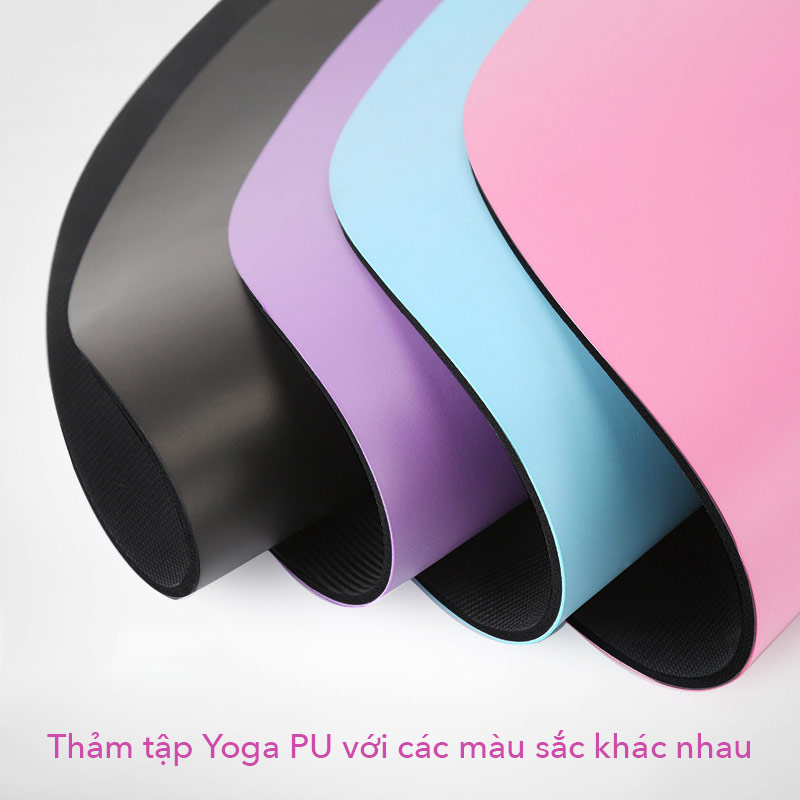 thảm tập yoga pu