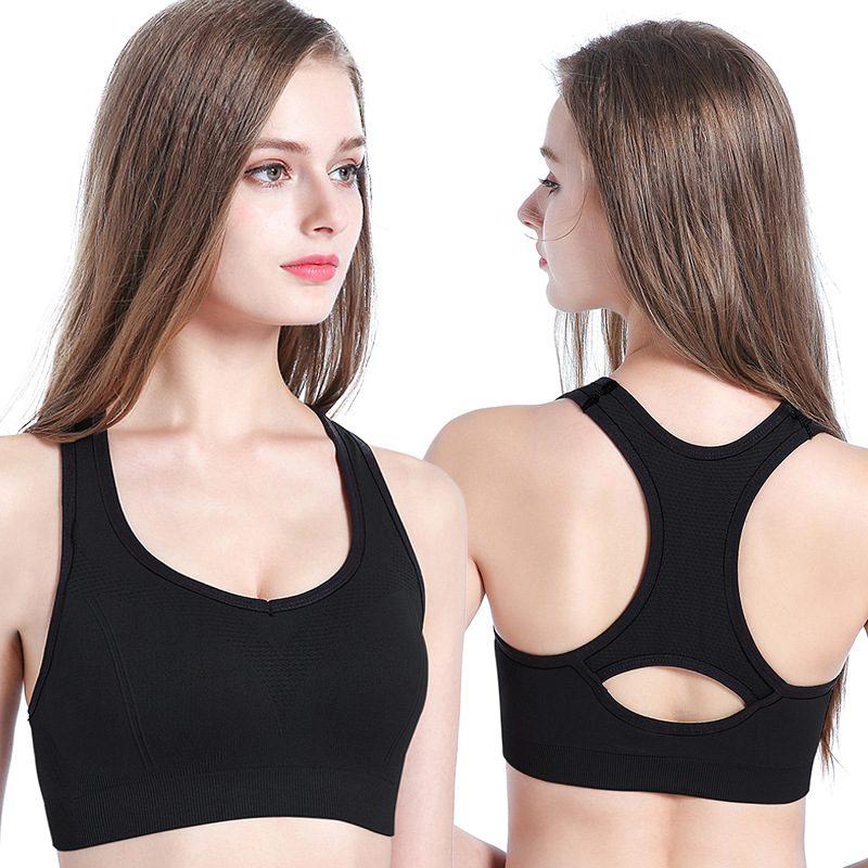 Áo bras shine màu đen