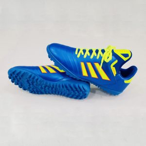 Giày bóng đá nhân tạo Copa màu xanh dương
