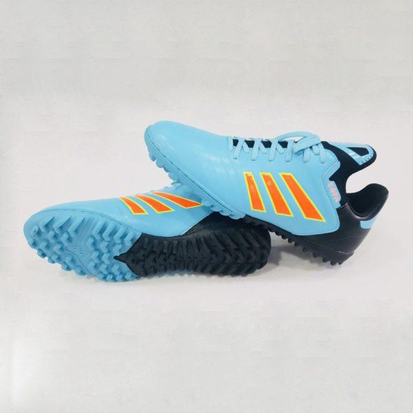Giày bóng đá nhân tạo Copa màu xanh biển đen