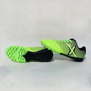 Giày bóng đá nhân tạo fex màu dạ quang