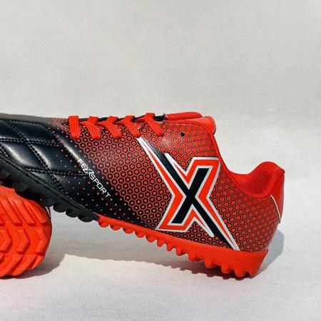 Giày bóng đá nhân tạo fex màu đỏ