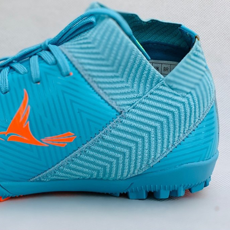 Giày bóng đá nhân tạo mira07 màu xanh biển