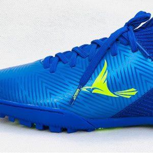 Giày bóng đá nhân tạo mira07 màu xanh dương