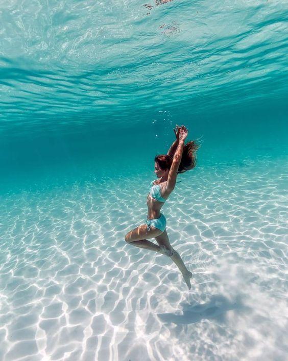 đi bơi dáng đẹp