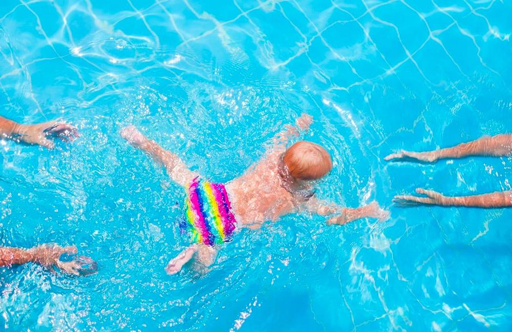 đồ bơi cho trẻ em nhỏ