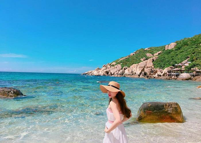 đi du lịch biển mùa hè
