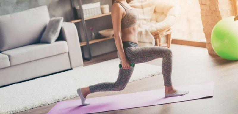 Sau tết nên tập gym tại nhà để giảm cân hiệu quả cho nàng bận rộn
