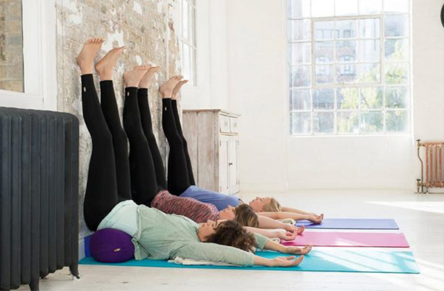 Chữa chứng bệnh mất ngủ bằng phương pháp yoga