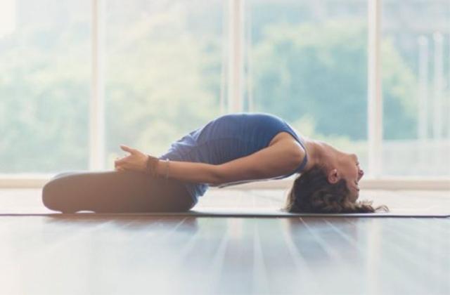 Lợi ích thần kỳ của yoga cho các mẹ bỉm sữa
