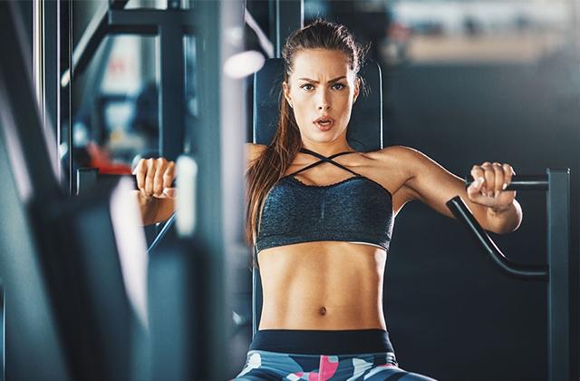 Tập gym tăng cân dễ như trở bàn tay với những cách này